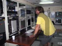 ricercatore nel laboratorio